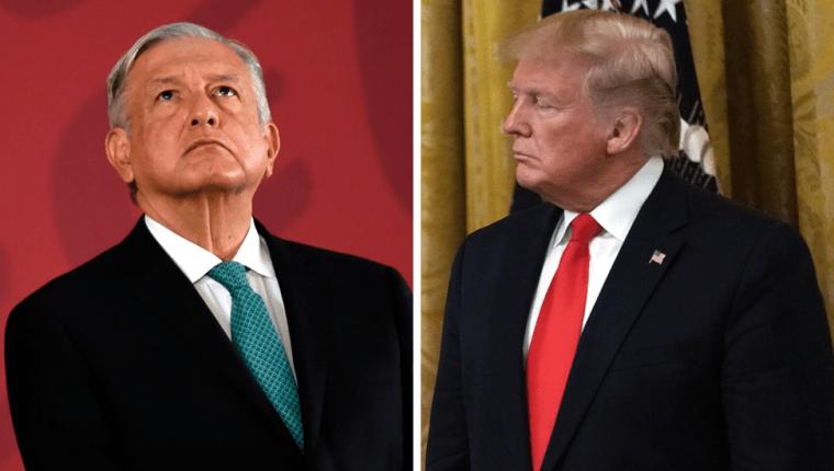 Derechos de autor de la imagenGETTY IMAGES Image caption El gobierno de AMLO destacó su acuerdo migratorio con EE.UU. como un gran logro por haber evitado los aranceles anunciados por Trump, pero muchos critican que México concediera demasiado. GETTY IMAGES