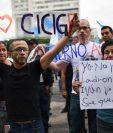 La Cicig tiene un fuerte respaldo en Guatemala.