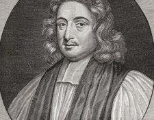 John Wilkins (1614-1672) fue un clérigo inglés y filósofo de la naturaleza, autor de html5-dom-document-internal-entity1-quot-endDescubrimiento de un nuevo mundo... en la Lunahtml5-dom-document-internal-entity1-quot-end.
