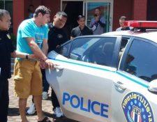 Ambos fueron detenidos en las afueras de la ciudad tailandesa de Pattaya.