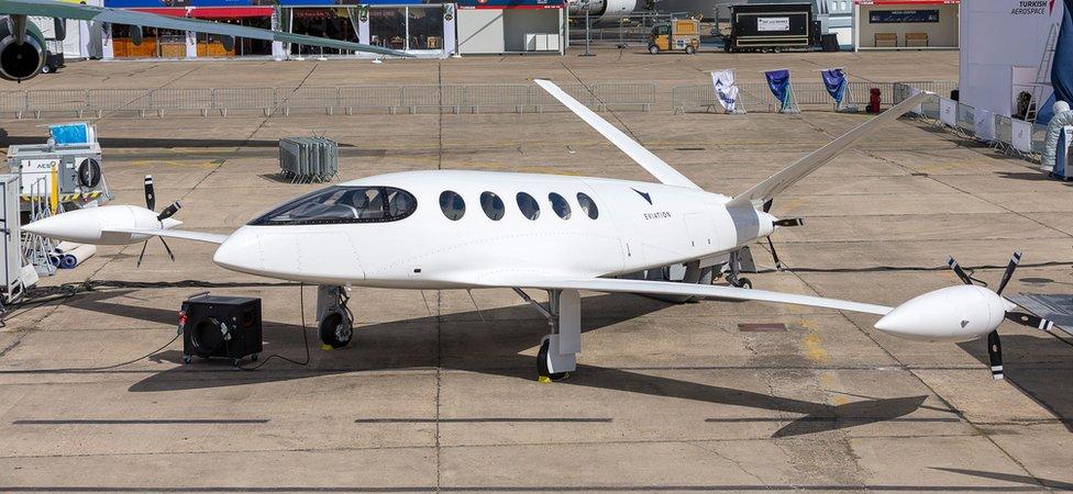 Alice, el primer avión comercial de pasajeros completamente eléctrico (y qué otras novedades contempla esta industria)