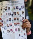 Los candidatos a la presidencia fueron de los más buscados por los guatemaltecos en Google. (Foto Prensa Libre: Hemeroteca PL)