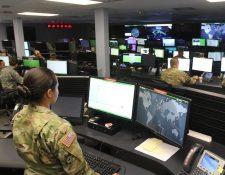Más de 6.000 personas trabajan para el Cibercomando de Estados Unidos.