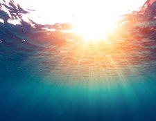 Bajo el océano se puede encontrar agua dulce.