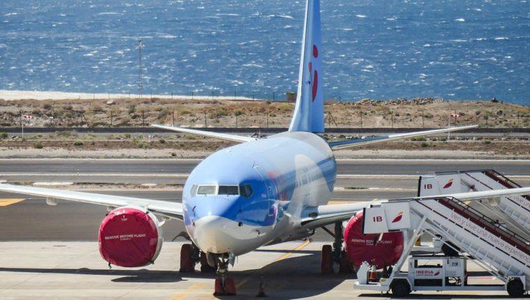 Boeing suspendió en marzo de forma temporal los vuelos de su flota mundial de aviones 737 Max.