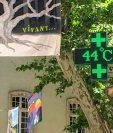Francia ha registrado la temperatura más alta de su historia en la localidad de Villevieille.