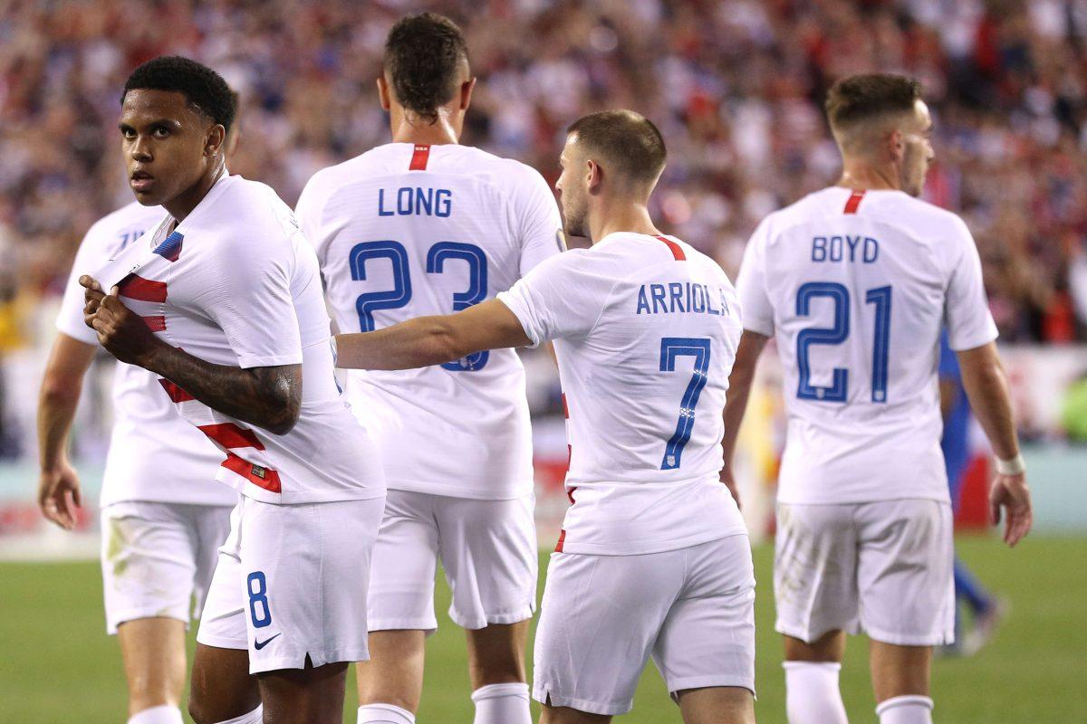 Estados Unidos gana 1-0 a Curazao y se medirá a Jamaica en semis de Copa Oro