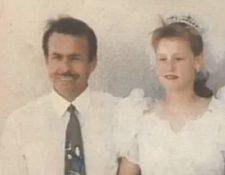 Piette tuvo un casamiento ilegal con Rosalynn cuando ella era menor de edad. (Foto Prensa Libre: tomada de ranker.com)