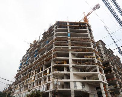 Algunas obras de construcción se han  reactivado en el país luego de emitidas la restricciones de labores por el gobierno. Foto con fines ilustrativos. (Foto, Prensa Libre: Hemeroteca PL).