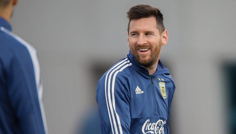 El delantero argentino Lionel Messi sigue generando muchas ganancias económicas. (Foto Prensa Libre: EFE)