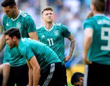 El amistoso entre Alemania e Italia corre peligro por el Coronavirus. (Foto Prensa Libre: EFE)