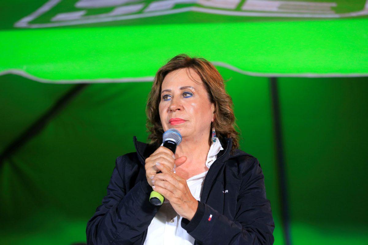 Panorama negativo para Sandra Torres en probable balotaje