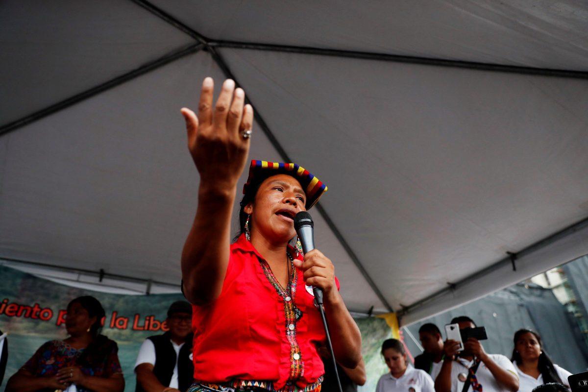 Cabrera ofrece devolver el poder a los pueblos