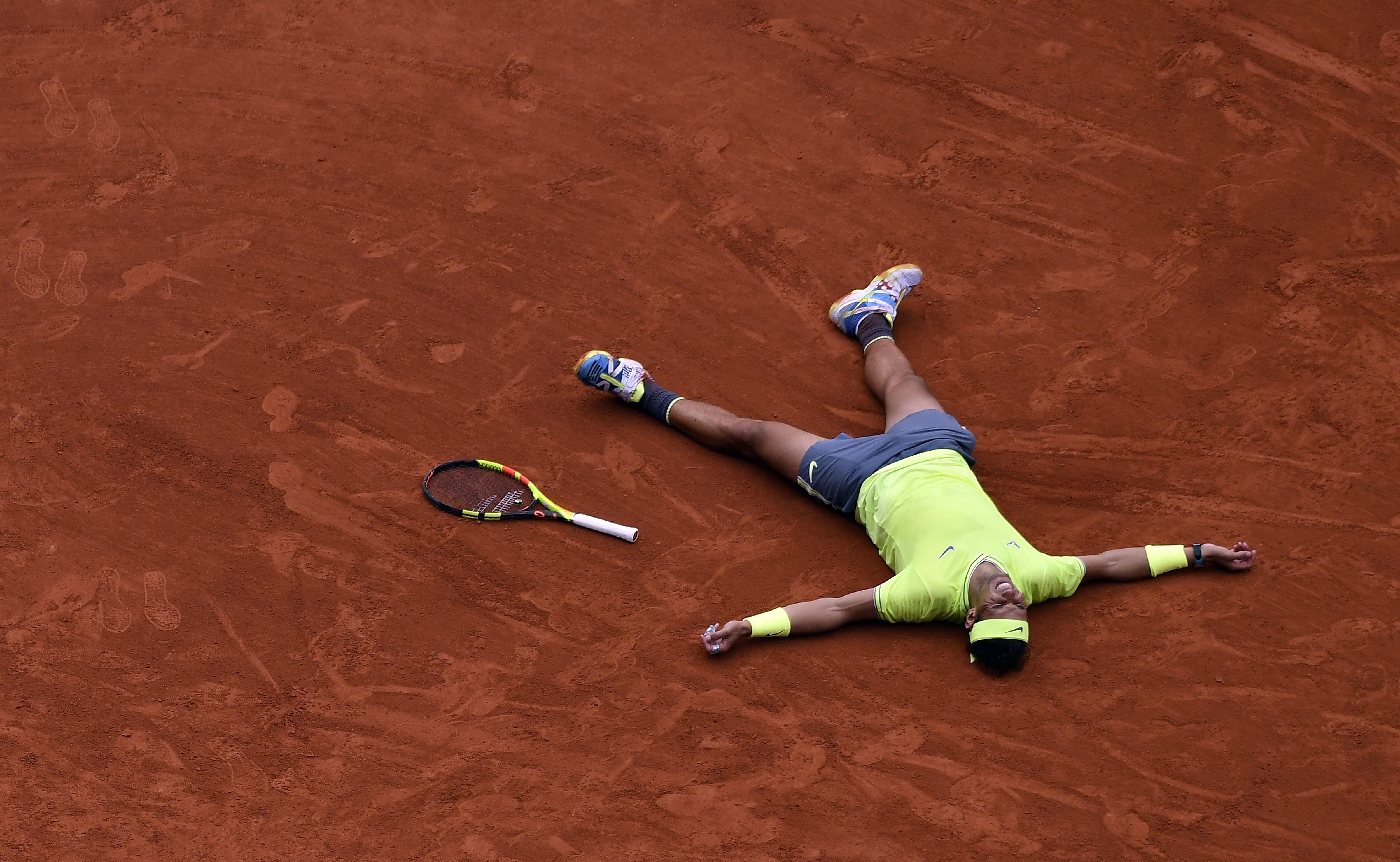 Tenis Roland Garros: Así es la nueva raqueta de Nadal
