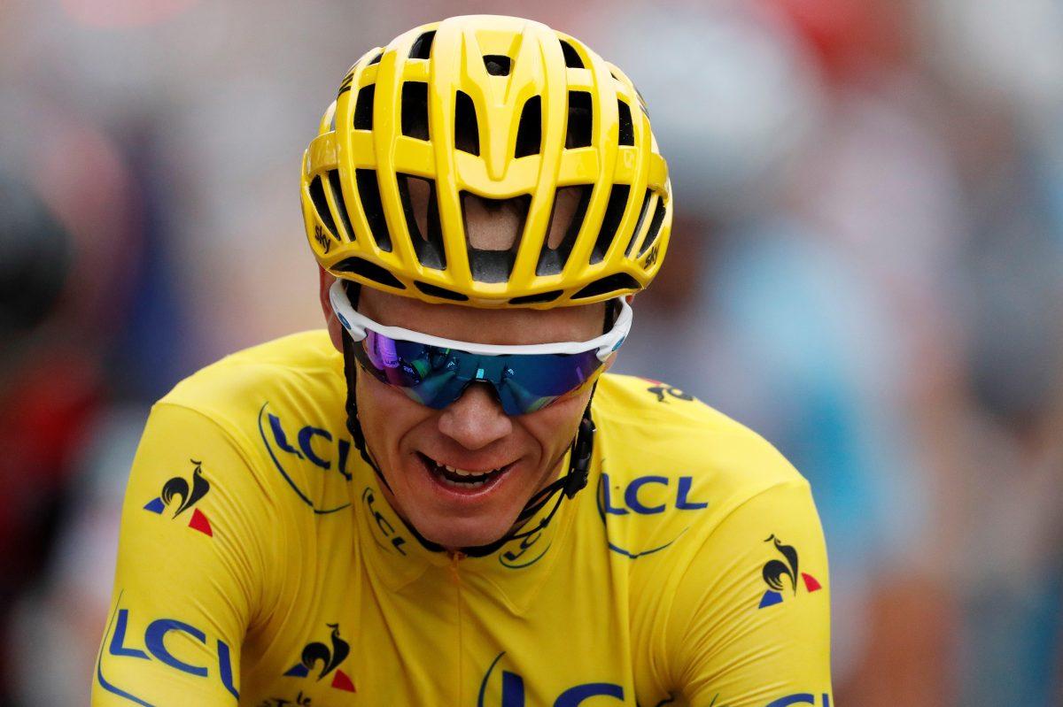 Huérfanos de Froome en el Tour de Francia