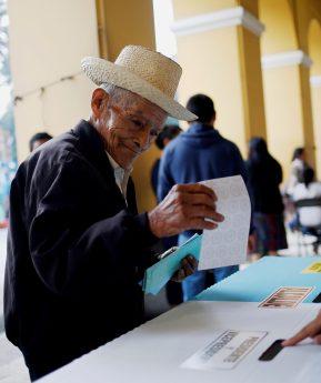 EE. UU. preocupado porque elecciones no solucionen la corrupción y migración en Guatemala