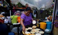 El precio del maíz y productos de tortilla se incrementó en junio y fue una de las causas que incidió en la tasa de inflación, según el INE. (Foto Prensa Libre: Hemeroteca)