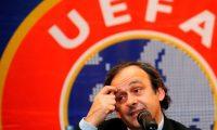 Michel Platini llegó a ser el hombre más importante de la Uefa. (Foto Prensa Libre: EFE)