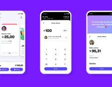 Calibra será una cartera digital para criptomonedas Libra accesible inicialmente desde WhatsApp y Messenger (ambas propiedad de Facebook). (Foto Prensa Libre: EFE)