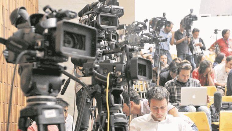 Gremios periodísticos demandan protección para los comunicadores. (Foto: Hemeroteca PL)