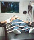 Manuel Martínez Coronado fue ejecutado mediante inyección letal el 10 de febrero de 1998. (Foto Prensa Libre: Hemeroteca PL)