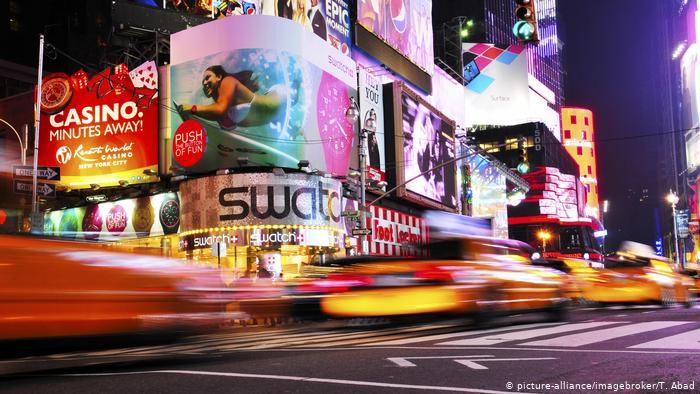 Un detenido por presunto plan para atacar Times Square