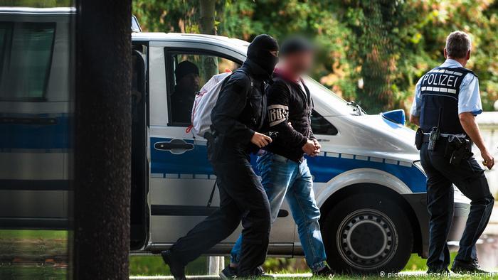 Terroristas de derecha querían tumbar el Gobierno de Angela Merkel