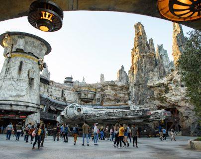 """""""Star Wars"""" llega a la galaxia Disney con un parque temático en el que incluye historia y diversión"""