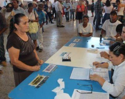 La OEA insiste en que el proceso electoral en Guatemala fue transparente. (Foto: Hemeroteca PL)