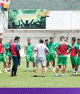 Antigua GFC comenzó el trabajo de preparación para el torneo Apertura 2019. (Foto Antigua GFC).