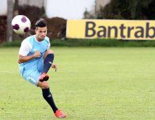 Stefano Cincotta ha destacado con la Selección de Guatemala y ahora jugará con su segundo equipo en el país, Comunicaciones. (Foto Prensa Libre: Hemeroteca PL)