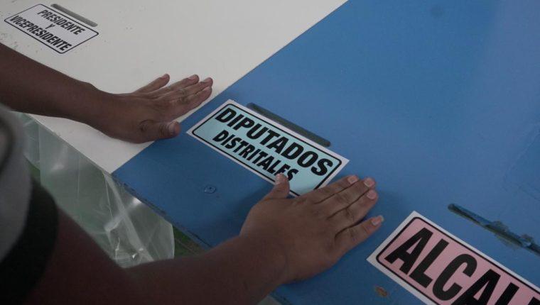 Los guatemaltecos elegirán este 16 de junio a sus próximas autoridades. (Foto Prensa Libre: María René Barillas).