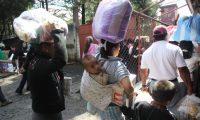 Diputados señalaron que la entrega de cupones del programa Subvención para Contrarrestar el Hambre Estacional se hace de forma clientelar. (Foto Prensa Libre: Hemeroteca PL)