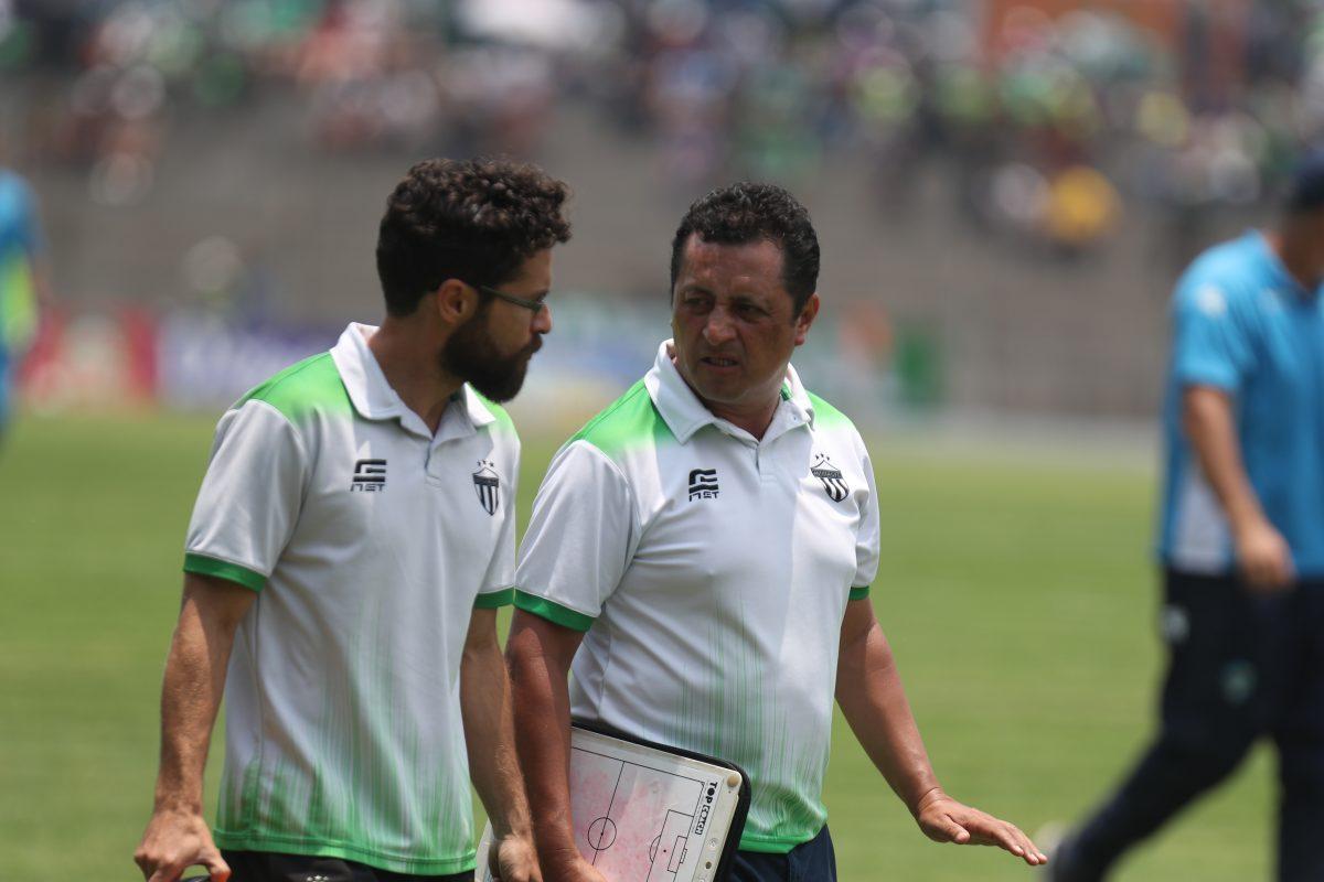 Antigua GFC anuncia a Roberto Montoya como reemplazo de Korytoski