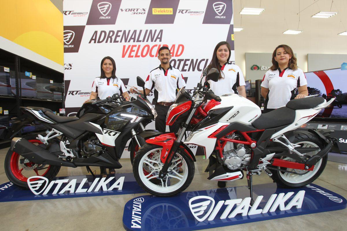 Muestran dos nuevos modelos de motocicletas para los amantes de la velocidad