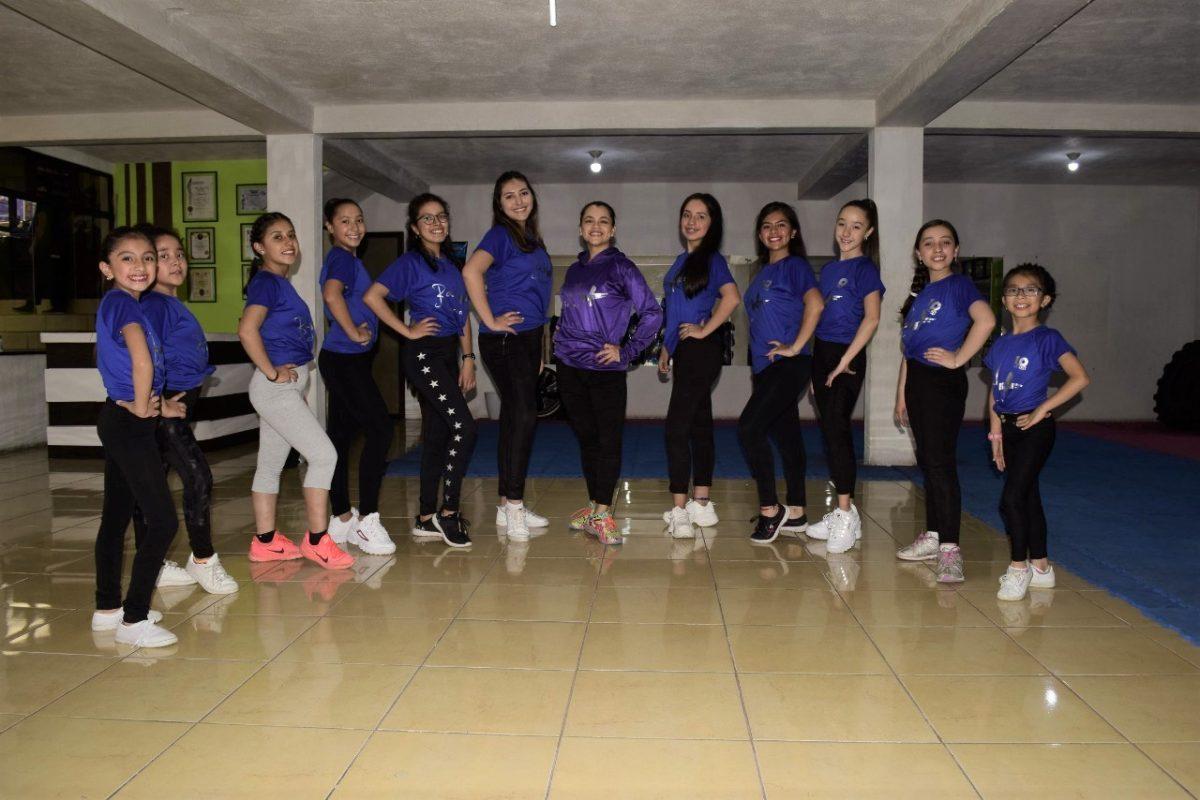 Bailarinas quetzaltecas representarán a Guatemala en el mundial de baile en Orlando, Florida