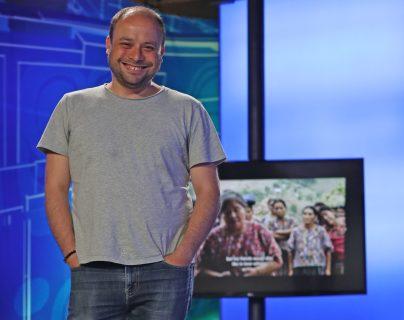 El cineasta guatemalteco Cesar Díaz ganó el premio Cámara de Oro del festival de Cannes. (Foto Prensa Libre: Óscar Rivas)  ÓSCAR RIVAS  31 05 2019