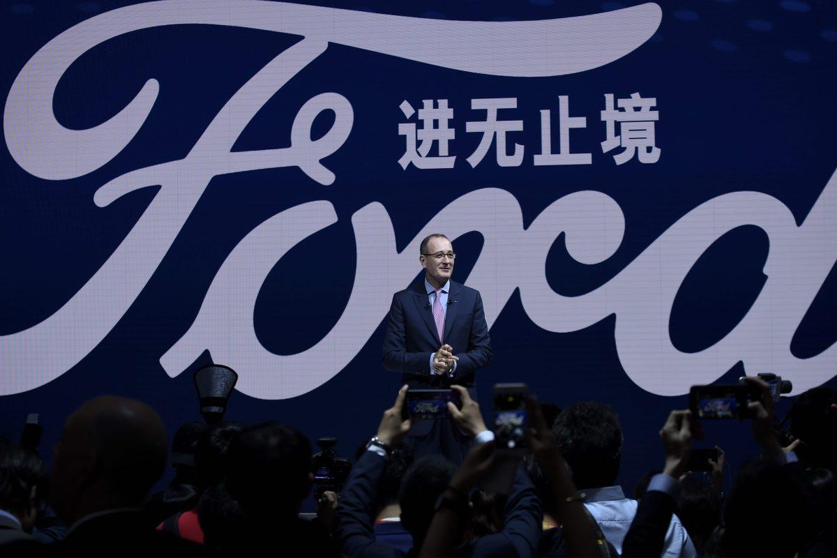 China multa a Ford con US$23 millones por violar ley anti monopolio