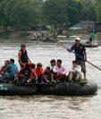 Estados Unidos reclama más acción de México y Centroamérica para frenar el paso de migrantes. (Foto Prensa Libre: Hemeroteca PL)