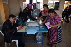 Elecciones en Guatemala 2019 en imágenes