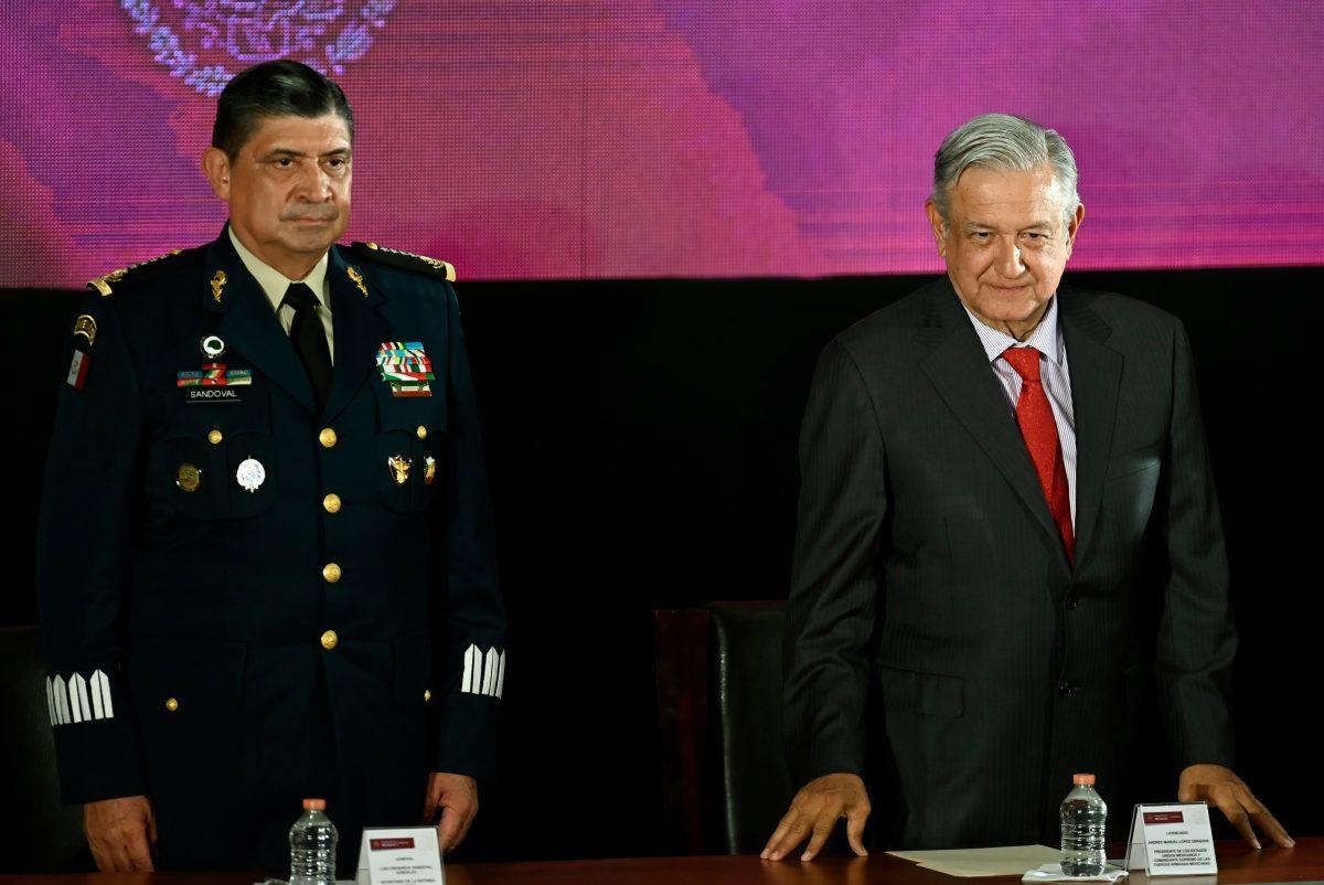 México envía a más de 20 mil soldados para controlar la migración en fronteras