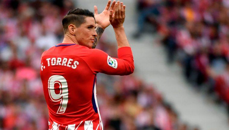 Fernando Torres dice adiós después de 18 años de carrera deportiva. (Foto Prensa Libre: AFP)