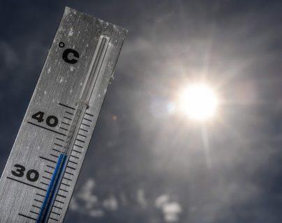 Europa está en alerta debido a la ola de calor que puede llegar hasta 40 grados centígrados. (Foto Prensa Libre: AFP)