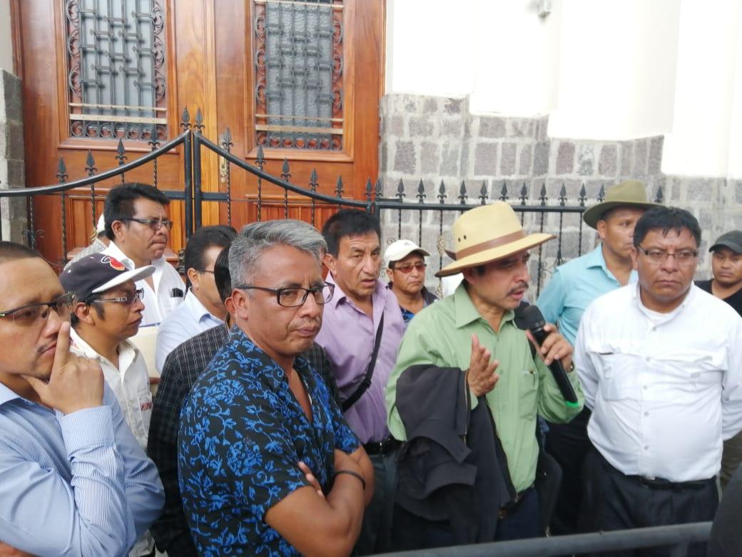 Pobladores de Nahualá que pretenden poner fin al conflicto no obtienen respuesta