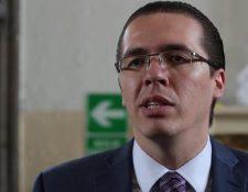 El diputado Felipe Alejos. (Foto Prensa Libre: Hemeroteca).