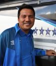 El entrenador guatemalteco Amarini Villatoro volverá a tener a los seleccionados hasta en agosto. (Foto Prensa Libre: Francisco Sánchez)