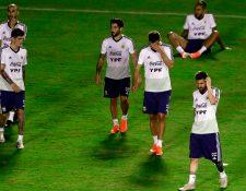 La Selección de Argentina tiene un duro compromiso en la Copa América 2019. (Foto Prensa Libre: AFP)
