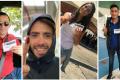 Pappa, Saravia y Pacay se unen a los atletas en la fiesta cívica