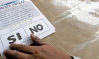 Guatemala celebró en abril 2018 su Consulta Popular, en el que predominó el sí. (Foto Prensa Libre: Hemeroteca PL)