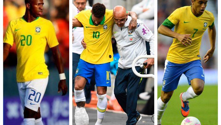 'Tite' tiene una tarea difícil, para buscar al suplente de Neymar. (Foto Prensa Libre: Hemeroteca PL)